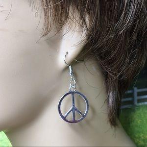Jewelry - Peace Earrings